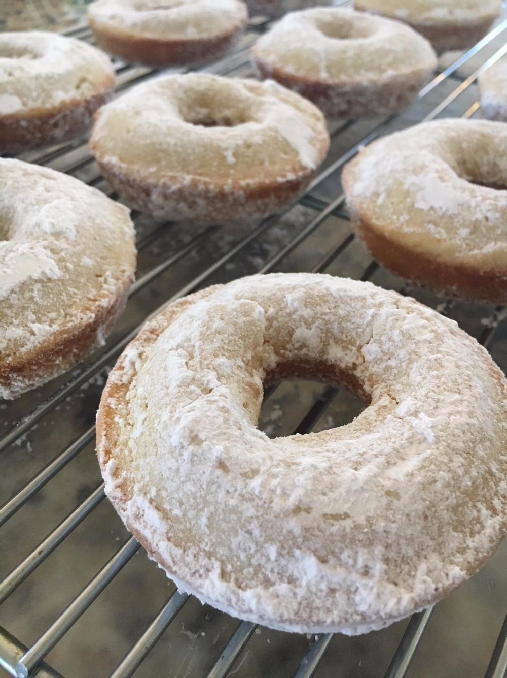 Buttermilk Donuts